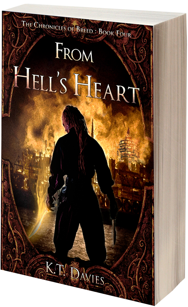 From Hell's Heart Book Cover
